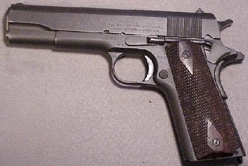 M 1911 1919 Augusta ArsenalRemington UMC M1911