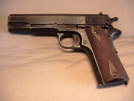 M 1911 1918 UMC-Remington M1911
